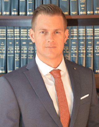 Cody Fullmer - Alcock Law Firm